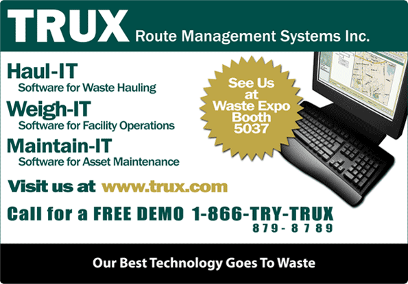 Waste Industry Software Solutions Trux Route Management